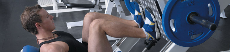weight training gym